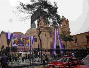 Google Maps: encontró un detalle en la iglesia de Las Nazarenas que lo dejó muy sorprendido.